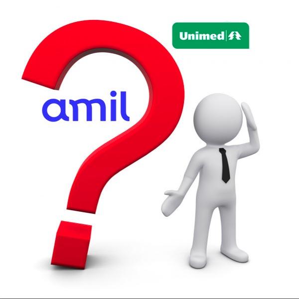 Amil ou Unimed