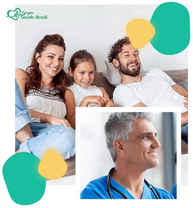 Planos de saúde familiar