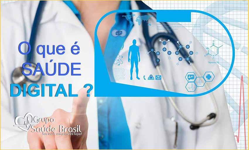 O que é saúde Digital?